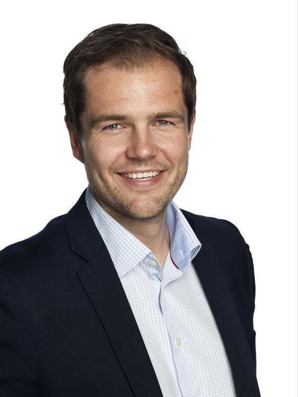 Simen Heggestad Nilsen, konserndirektør PSA Norge