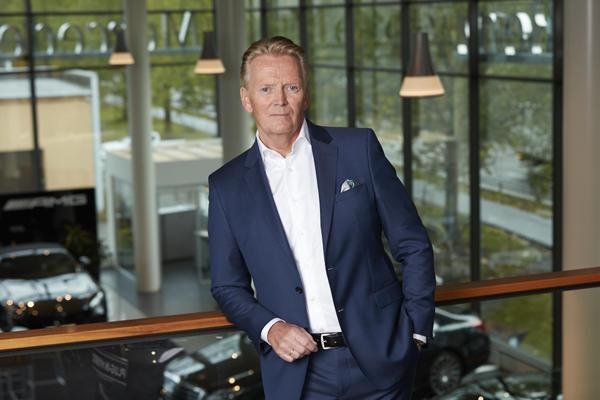 - Vi må sikre et bærekraftig forhandlernett for fremtiden, sier Bjørn Maarud, konsernsjef i Bertel O. Steen.