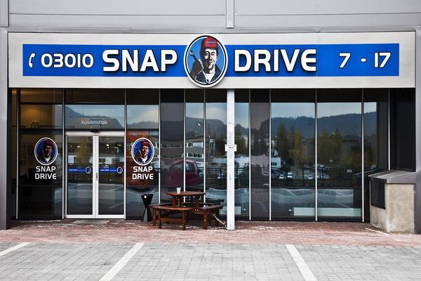 Snap Drive