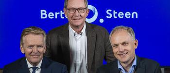 Bjørn Maarud, Sverre Leiro og Harald Frigstad