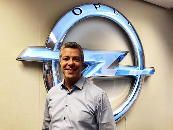 Reidar Holtedahl er ny merkesjef for Opel