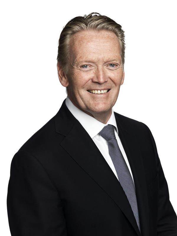 Bjørn Maarud, konsernsjef