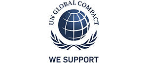 UN Global Compact - we support