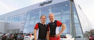 Idar og Anton Slatlem
