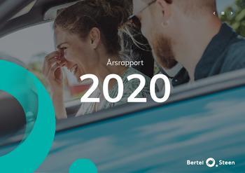 Bertel O. Steen årsrapport 2020