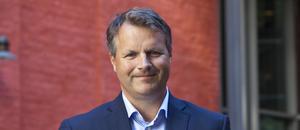 Anders Rikter - direktør for kommunikasjon og samfunnskontakt